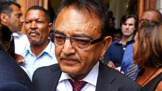 Vinod Hindocha, the father of honeymoon murder victim Anni Hindocha, is recovering in hospital after his right arm was ripped off in an elevator accident. File photo: Schalk van Zuydam