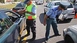 Authorities promise to set up roadblocks across the province where drivers would be screened for alcohol and the roadworthiness of long-distance taxis would be checked. File picture: Willem Law / Independent Media.