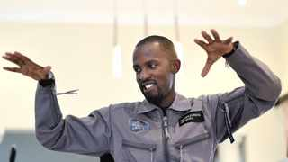 Pretoria - Mandla Maseko, who was set to be the first black African in space, died in a motorcycle accident on Saturday night, his family said. File picture: Antoine de Ras 15/12/2015