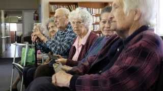 (File photo) It's the season to be moving parents, either to retirement complexes or old-age homes. Picture: Ian Landsberg