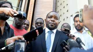 Zimbabwean-born Deputy Public Protector Kevin Malunga is a South African citizen. Picture: Nokuthula Mbatha