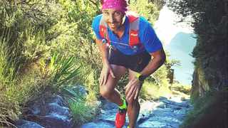 Endurance athlete Jamie Marais from Cape Town battled through extreme pain and exhaustion in his world record attempt.