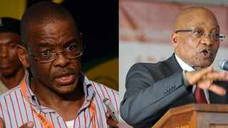 ANC secretary general Ace Magashule is a staunch supporter of former president Jacob Zuma. Picture: Independent Media