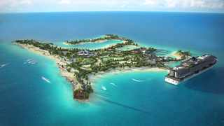 MSC Seaside and MSC Divina calls to Ocean Cay MSC Marine Reserve  formerly scheduled between December 2017 and the new date of its grand opening to guests.