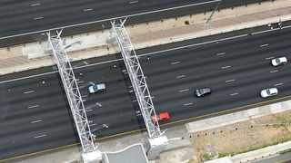 Proposed amendments to the bill will give provincial and municipal governments more power in the implementation of e-tolls. File photo: Adrian de Kock / INLSA