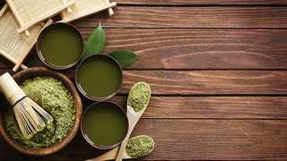 SUPER FOOD: Matcha has become a popular ingredient among foodies.
