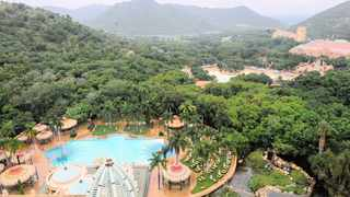 BUSHVELD OASIS: The Palace of the Lost City at the Sun City resort. Picture: Bhekikhaya Mabaso/Africa News Agency (ANA)