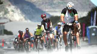 GOOD TO GO: The Cape Town Cycle Tour takes place on Sunday, with organisers confident that all systems are in place for the event. A number of measures were implemented to ensure it goes smoothly. Picture: Jason Boud