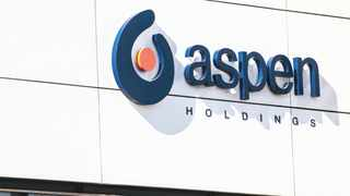 Aspen Pharmacare advised shareholders on Thursday that the company was engaged in discussions with a potential partner in Europe. File Photo: IOL
