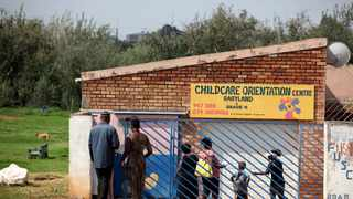 The Childcare and Orientation Centre in Soweto where children showed symptoms of listeriosis.Picture: Nhlanhla Phillips/African News Agency (ANA)
