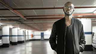 Black Coffee at a press conference at Universal Studios in Rosebank on Thursday. Picture: Shayne Robinson