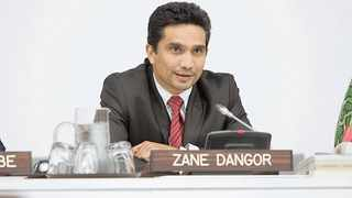 Zane Dangor is special adviser to Minister for International Relations and Co-operation Lindiwe Sisulu.