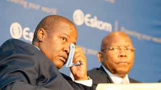 Former Eskom chief executive Brian Molefe has been dealt another court blow. Picture: Simphiwe Mbokazi
