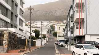 Residential property in Main Road in Green Point. Picture: Tracey Adams/African News Agency
