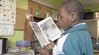 COMMUNICATIVE: Seventy-Eight percent of Grade 4 pupils in South Africa struggle to read with understanding in their mother tongue.