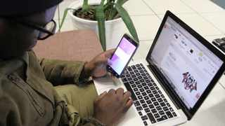 Online shopping hit the R14 billion mark in South Africa with 1.4% of overall sales in the country despite persistent apprehensions about its safety. Picture: Timothy Bernard/African News Agency (ANA)