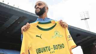 Sundowns midfielder Oupa Manyisa's contract expires at the end of the season. Picture: