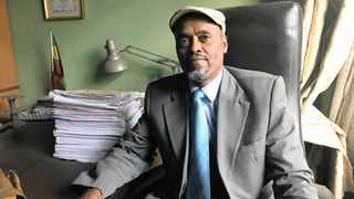 Ethiopian lawyer Wondimu Ebsa, who represented political prisoners detained during unrest in the country over the past three years, said although many of his clients have been freed, they are unable to get work and are struggling. He said some are living in worse conditions than in prison. Picture: REUTERS