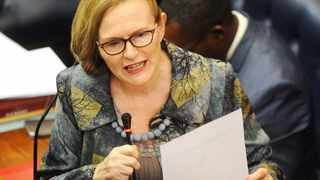 Western Cape Premier Helen Zille's put the cat amongst the pigeons again, says the writer. Picture: David Ritchie/African News Agency (ANA) Archives
