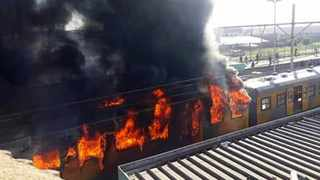 A total of 56 Metrorail train coaches were burnt in the Western Cape last year alone.
