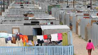 Blikkiesdorp was established in 2007 to provide temporary shelter for 650 displaced, indigent people. A decade later, the City of Cape Town still has no definite plans to provide adequate housing for those people. File picture: Sam Clark/Independent Media Archives
