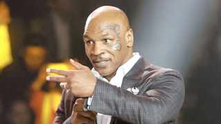 Mike Tyson says boxing is lacking some characters. Photo: Xinhua/Ding Ting/IANS