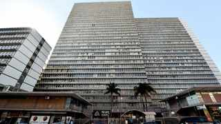 THE Poyntons Building, home of the Department of Correctional Services in the Pretoria CBD, was shut down by Executive Mayor Solly Msimanga on Wednesday.     Oupa Mokoena/African News Agency (ANA)