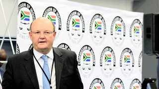Ian Sinton from Standard Bank gave evidence at the commission of inquiry into state capture. On Monday, the ANC said it plans to formally respond to the accusations made against the party during testimonies from the big four banks at the Zondo commission. Picture: Dimpho Maja/African News Agency (ANA)