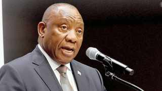 President Cyril Ramaphosa. Picture: African News Agency (ANA) Archives