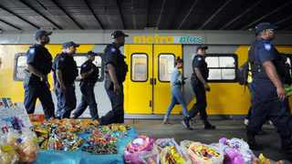The Rail Enforcement Unit winning the fight against rail related crime and continues to secure convictions against perpetrators despite the uncertainty of the unit's future. Picture: Armand Hough/African News Agency (ANA)