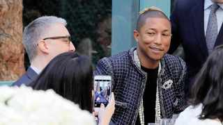 Pharrell Williams. Picture:  Reuters