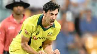 Can Mitchell Starc reproduce the form that made him the 2015 Player of the Tournament? Photo: Darren England/EPA
