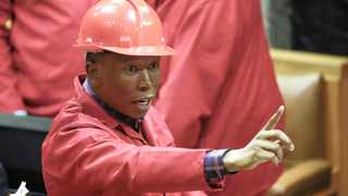 EFF leader Julius Malema Picture: Nic Bothma/EPA/African News Agency (ANA) Archives