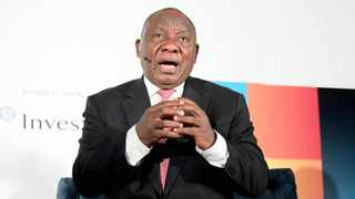 President Cyril Ramaphosa will name the new National Director of Public Prosecutions. Picture:  Dimpho Maja/African News Agency (ANA)