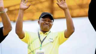 Had ANC delegates not voted the way they did at the Nasrec conference, the ANC would probably be limping today, said Deputy President David Mabuza. Picture: Ayanda Ndamane/ African News Agency (ANA)