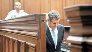 Jason Rohde, the City businessman convicted of murdering his wife...  Picture: Armand Hough/African News Agency (ANA)