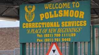Full body scanners are to be installed at seven of the most problematic prisons by month end to curb smuggling, Minister Ronald Lamola said.  Picture: Henk Kruger/Cape Argus
