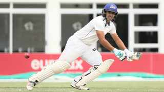 With captain Faf du Plessis suspended for the third Test, there is a good chance that Zubayr Hamza could make his senior national debut against Pakistan.  Photo: Chris Ricco/BackpagePix