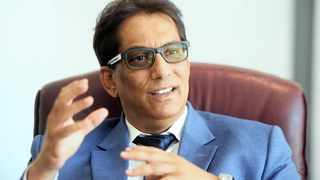 Dr Iqbal Survé is founder and chairman of Sekunjalo Investment Holdings. Picture: Ayanda Ndamane/African News Agency/ANA