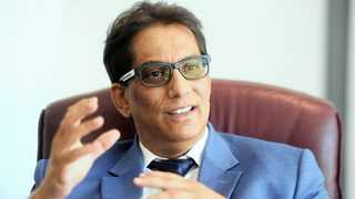 Dr Iqbal Survé tells Mpati Commission that the PIC had not made any financial investments into Sagarmatha when it was considering listing on the JSE. File Photo: IOL