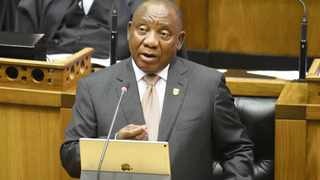 """President Cyril Ramaphosa shared a high-level panel review report with SSA staff that revealed that unprofessional and unethical conduct were among several """"challenges"""" within intelligence services. File photo: Phando Jikelo/African News Agency (ANA)"""