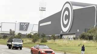 Cell C staffers to join Tiso Blackstar picket. Photo: Simphiwe Mbokazi/African News Agency (ANA)