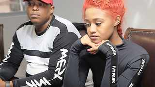 Babes Wodumo, claims she was beaten by her boyfriend Mampintsha, during a live Instagram video.     Zanele Zulu  African News Agency (ANA)