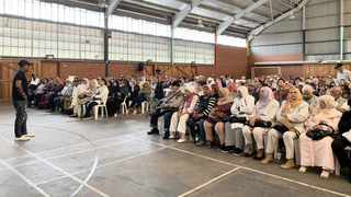 DISTRICT Six community members attend the meeting in Salt River to discuss a way forward. The Department of Rural Development and Land Reform has said it would take another 20 years for the restitution process to conclude.     Marvin Charles