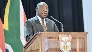 President Cyril Ramaphosa  File picture: African News Agency (ANA)