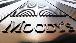 Moody's says that if medium-term growth persists at very low levels, as recorded in 2018, it will trigger a credit negative. File picture: Mike Segar/Reuters