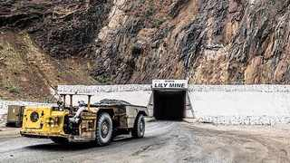 FLAMING Silver's plans to reopen Lily Mine are allegedly being frustrated.     Supplied