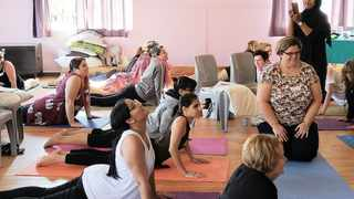 TEACHERS from various schools in the Western Cape participate in the Wise mindfulness training programme at Michael Oak Waldorf School.