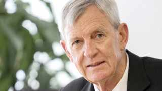 THE OMBUDSMAN for Long-term Insurance, Judge Ron McLaren.     Supplied