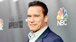 A spectator kicked unsuspecting Hollywood star Arnold Schwarzenegger at Arnold Classic Africa events.